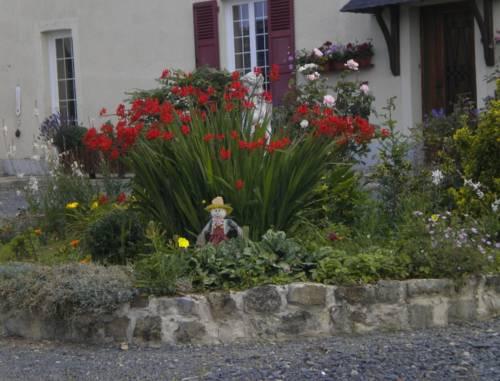 La Chevrie : Guest accommodation near Airel