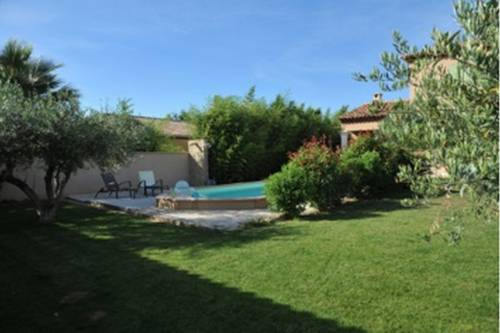 L'Olivette : Guest accommodation near Aumes