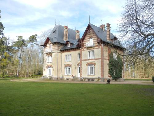 Manoir de Bouvry : Guest accommodation near Le Vieil-Évreux