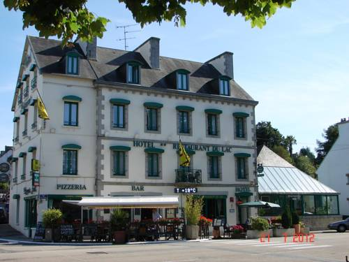 Hôtel du Lac : Hotel near Berrien