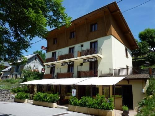 Hotel l'Escapade : Hotel near Pierlas