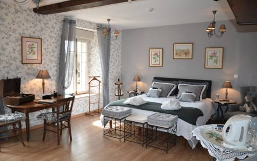 Le Moulin de Gouaix : Bed and Breakfast near Noyen-sur-Seine