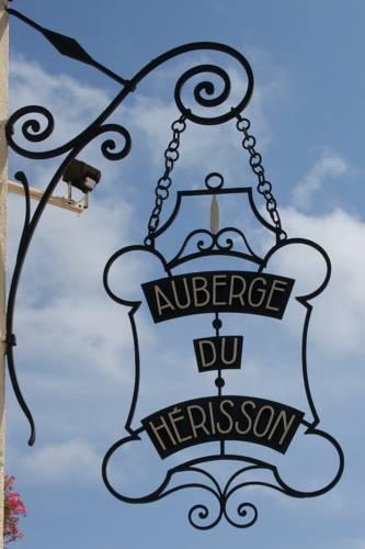 Auberge du Hérisson : Hotel near Cogna