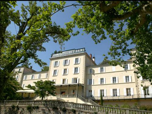 Grand Hotel Des Bains : Hotel near Vals-les-Bains