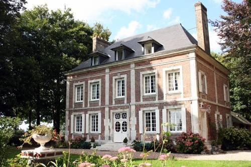 Manoir de Bray : Guest accommodation near Saint-Martin-du-Manoir