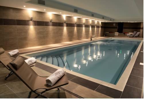 Appart'Hôtel Odalys & Spa Ferney Genève : Guest accommodation near Ferney-Voltaire