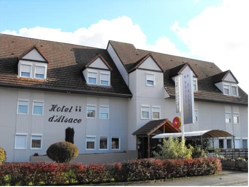 Hôtel d'Alsace : Hotel near Crœttwiller