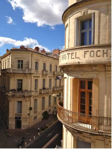Appartement Foch : Apartment near Montpellier