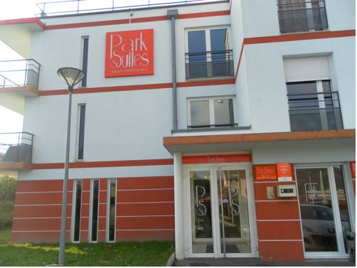 Appart'City Saint Etienne - Saint Priest en Jarez (Ex Park&Suites) : Guest accommodation near Saint-Étienne