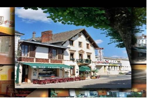 Hotel Le Globe : Hotel near Meillard