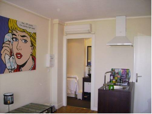 Les Garçonnières de l'Horloge : Apartment near Tassin-la-Demi-Lune