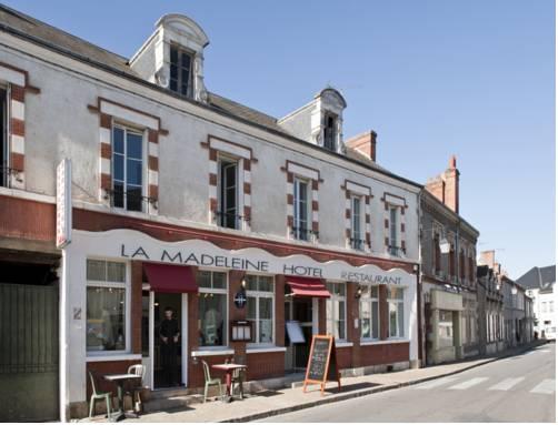 La Madeleine : Hotel near Saint-Benoît-sur-Loire