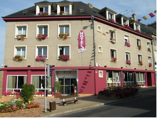 Hôtel Saint-Pierre : Hotel near Calvados