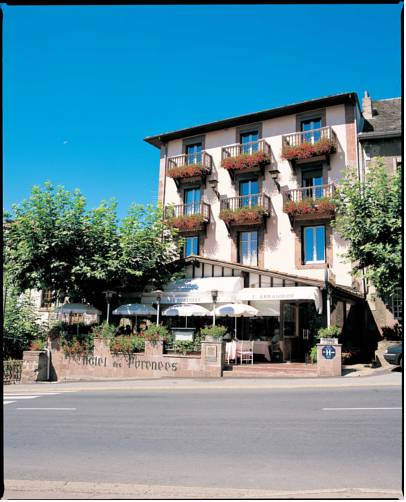 Hotel ahaxe alciette bascassan hotels near ahaxe alciette bascassan 64220 france - Hotels in saint jean pied de port france ...