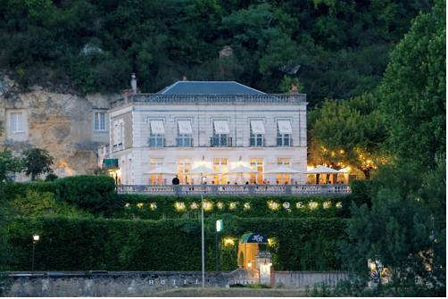 Hotel Les Hautes Roches : Hotel near Vouvray