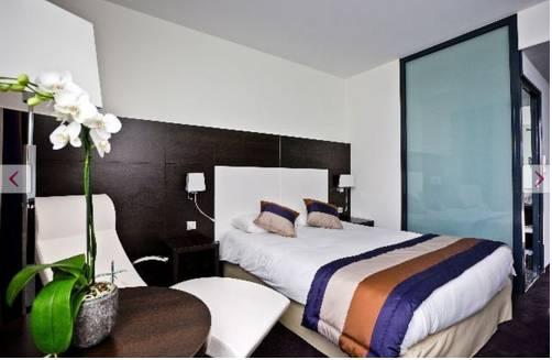 Best Western Europe Hôtel BREST : Hotel near Plabennec