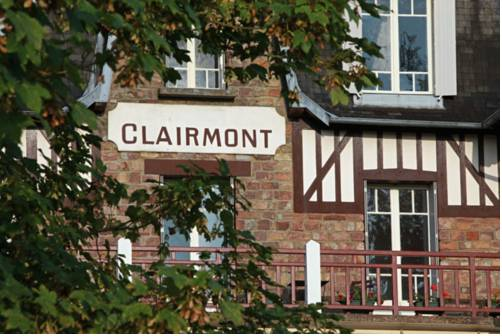 Clairmont : Bed and Breakfast near Antoigny