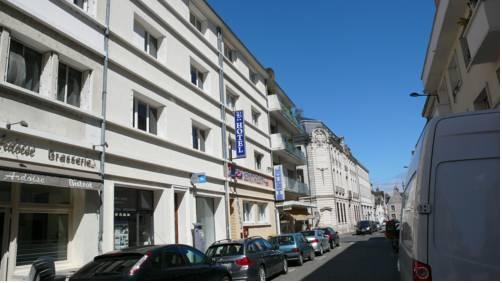 Hotel Berthelot : Hotel near Tours