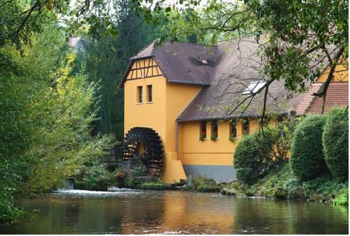Le Moulin de la Walk : Hotel near Crœttwiller