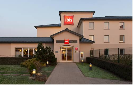 ibis Thionville Porte du Luxembourg : Hotel near Thionville
