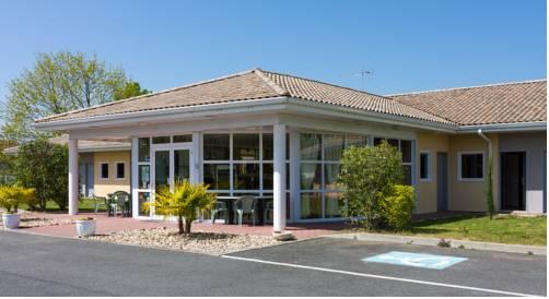 Fasthôtel - En Bergeracois : Hotel near Bonneville-et-Saint-Avit-de-Fumadières