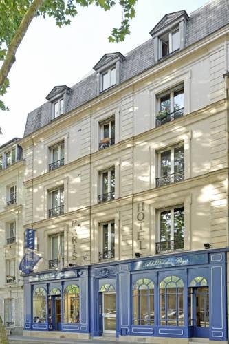 A l'Hôtel Des Roys : Hotel near Versailles