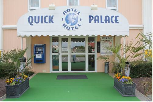 Quick Palace : Hotel near Courcelles-lès-Lens