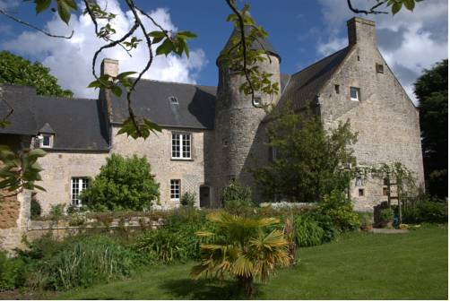 Le Manoir De Juganville : Guest accommodation near Audouville-la-Hubert