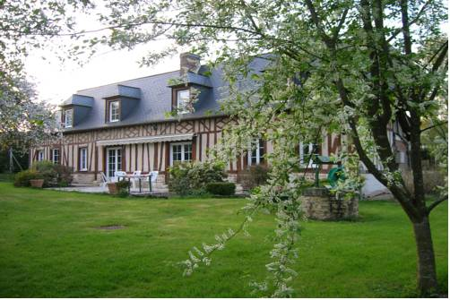 Entre Bois et Prés : Bed and Breakfast near Villez-sur-le-Neubourg