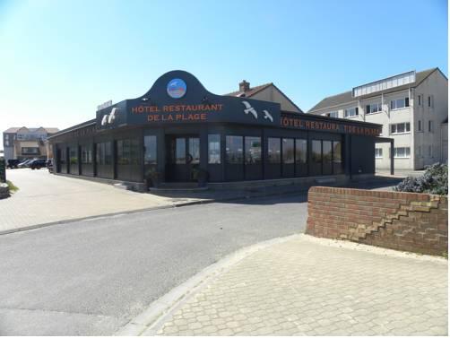 Hôtel De La Plage : Hotel near Calais