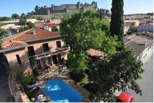 La Villa : Bed and Breakfast near Carcassonne