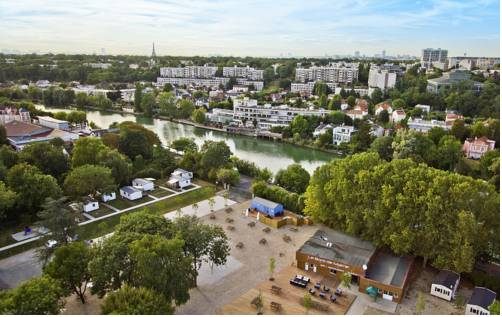 Camping Paris-Est : Guest accommodation near Saint-Maur-des-Fossés