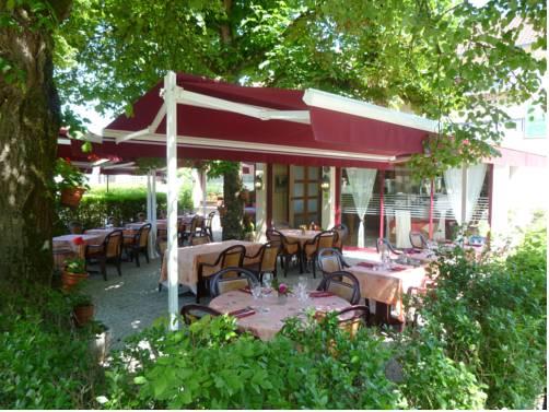 Auberge de la Terrasse : Hotel near Mollans