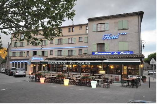 Grand Hôtel du Cours : Hotel near Valavoire