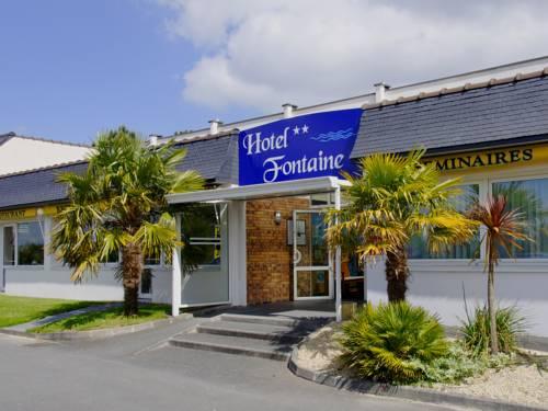 Hotel Fontaine : Hotel near Morlaix