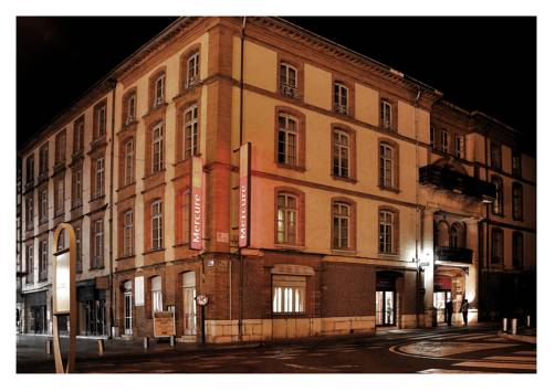 Hotel Mercure Montauban : Hotel near Tarn-et-Garonne