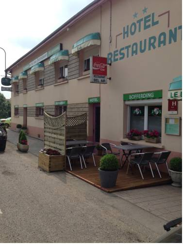 Bel Air : Hotel near Herbeuval