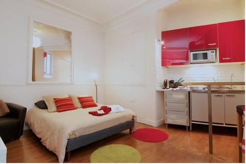 Studio Saint Sulpice : Apartment near Paris 6e Arrondissement