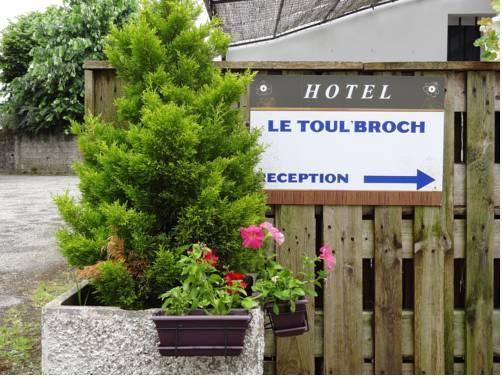Le Toul' Broch : Hotel near Baden