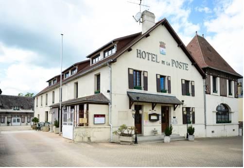 Logis Hôtel de la Poste : Hotel near Le Mêle-sur-Sarthe