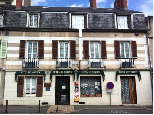 Hôtel de Verdun : Hotel near Nevers