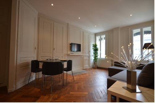 Appartements Hôtel de Ville : Apartment near Lyon 1er Arrondissement