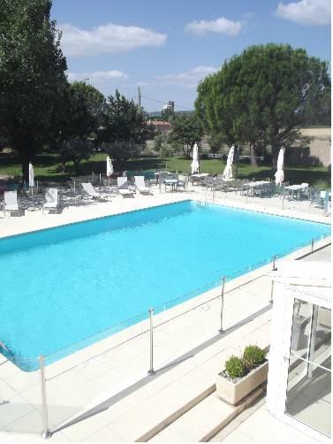 Le Domaine des Oliviers : Hotel near Pierrelatte