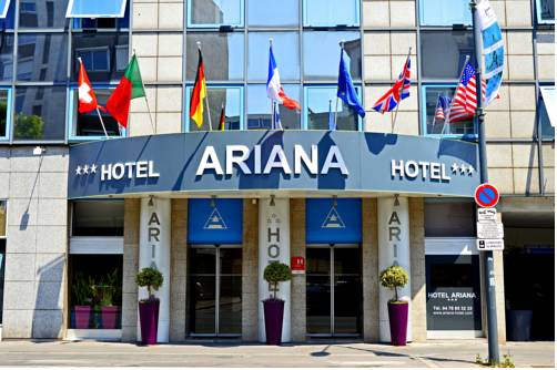 Hotel Ariana : Hotel near Villeurbanne