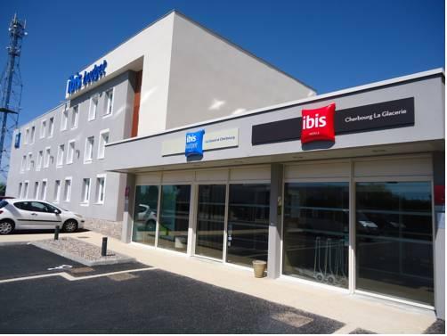 ibis Cherbourg La Glacerie : Hotel near Brix