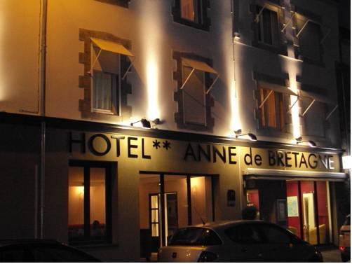 Anne De Bretagne : Hotel near Saint-Avé