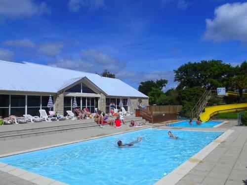 La Lande du Moulin : Resort near Berric