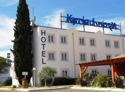 Kyriad Montpellier Sud - Lattes : Hotel near Lattes