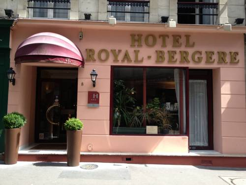 Royal Bergère : Hotel near Paris 9e Arrondissement