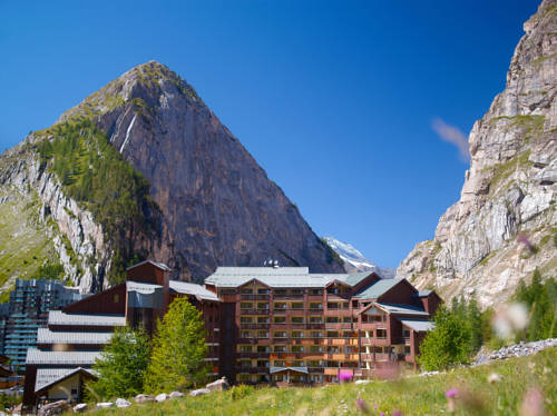Résidence Pierre & Vacances Les Balcons De Bellevarde : Guest accommodation near Val-d'Isère
